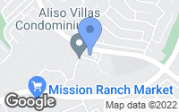 Map of Mission Viejo, CA
