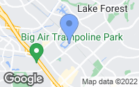 Map of Lake Forest, CA