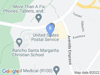 Map of Julie's Pet Grooming and Boarding Dog Boarding options in Rancho Santa Margarita | Boarding