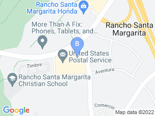 Map of Arts Pet Sitting Dog Boarding options in Rancho Sta Marg | Boarding