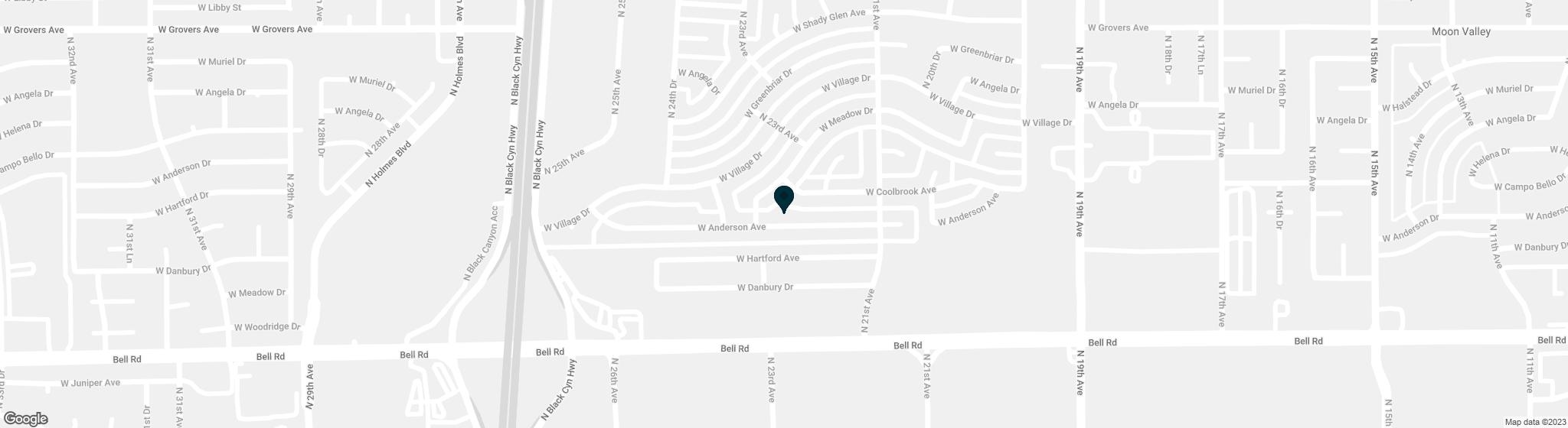 2216 W ANDERSON Avenue Phoenix AZ 85023