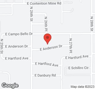 2628 E ANDERSON Drive