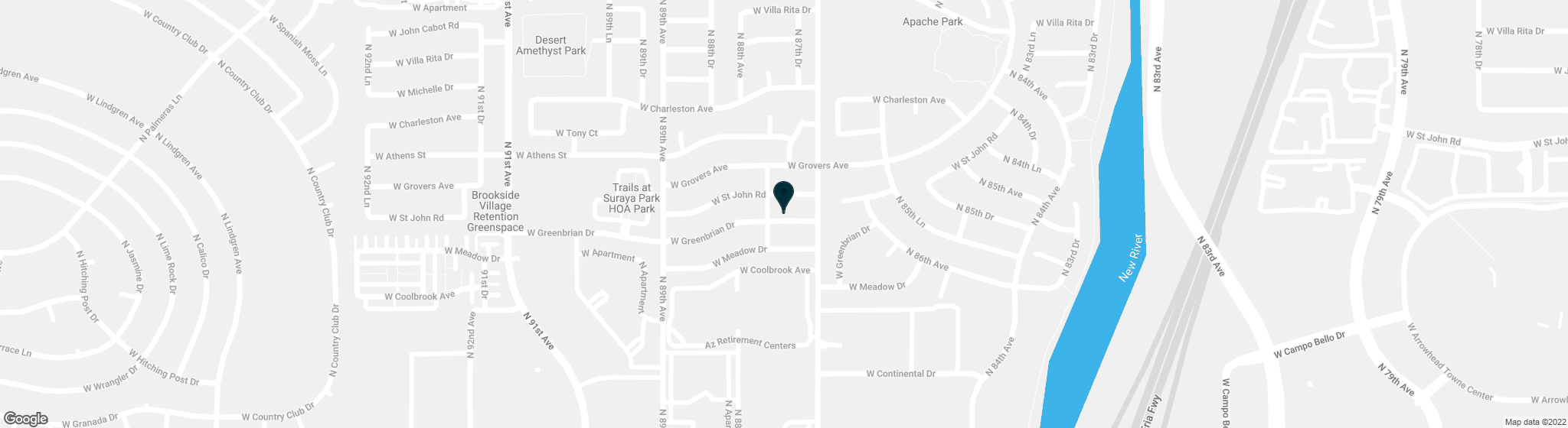 8732 W GREENBRIAN Drive Peoria AZ 85382