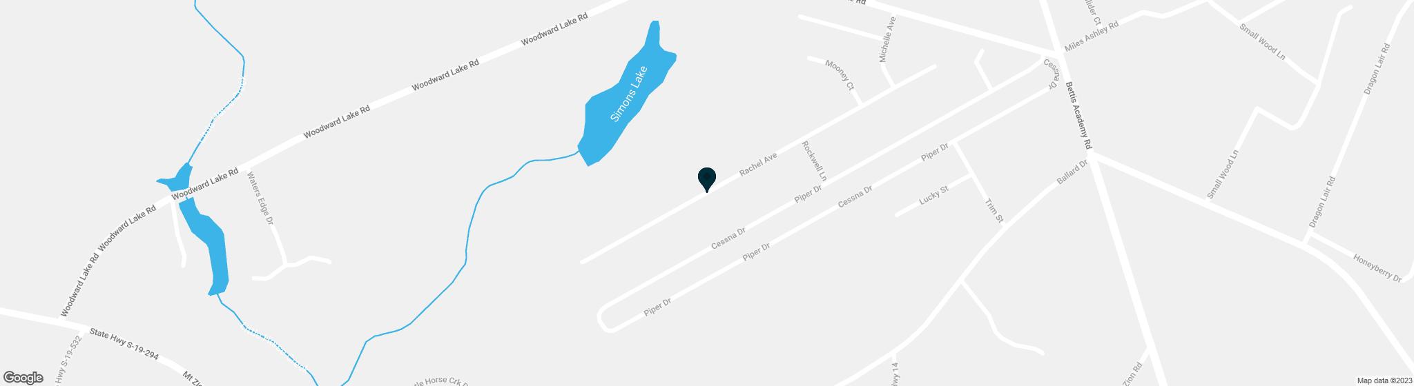 60 Rachel Avenue Trenton SC 29847