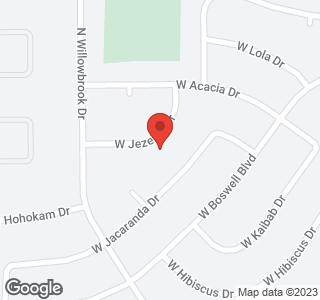10921 W JEZEBEL Drive