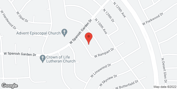 17815 N 131ST Avenue Sun City West AZ 85375