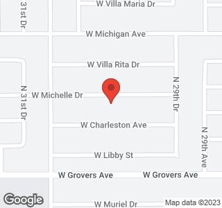 3001 W MICHELLE Drive