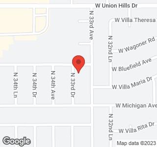 18233 N 33RD Drive