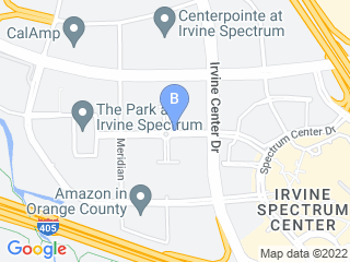 Map of Every Dawgs Dream Dog Boarding options in Irvine | Boarding
