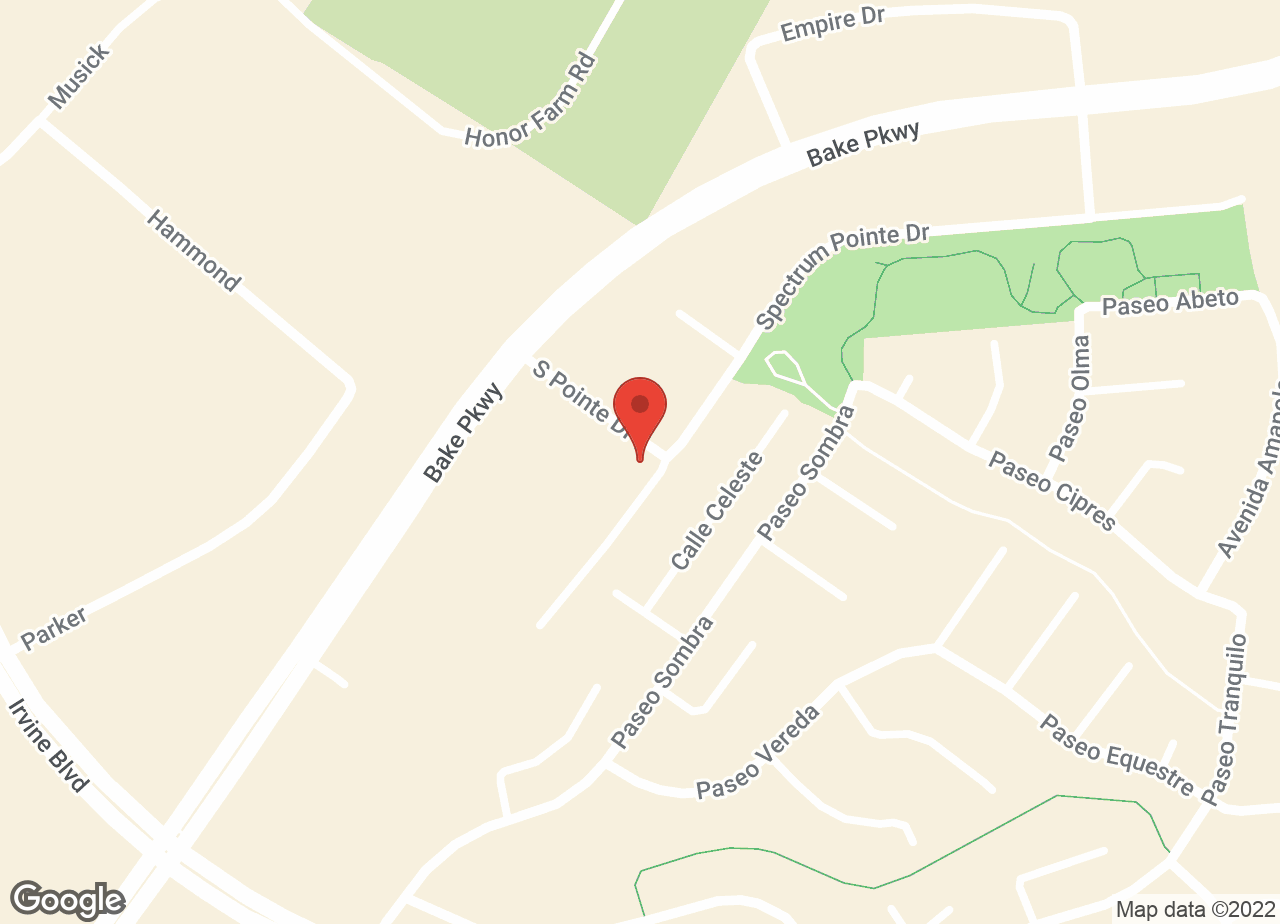 Google Map of VCA Arroyo Animal Hospital