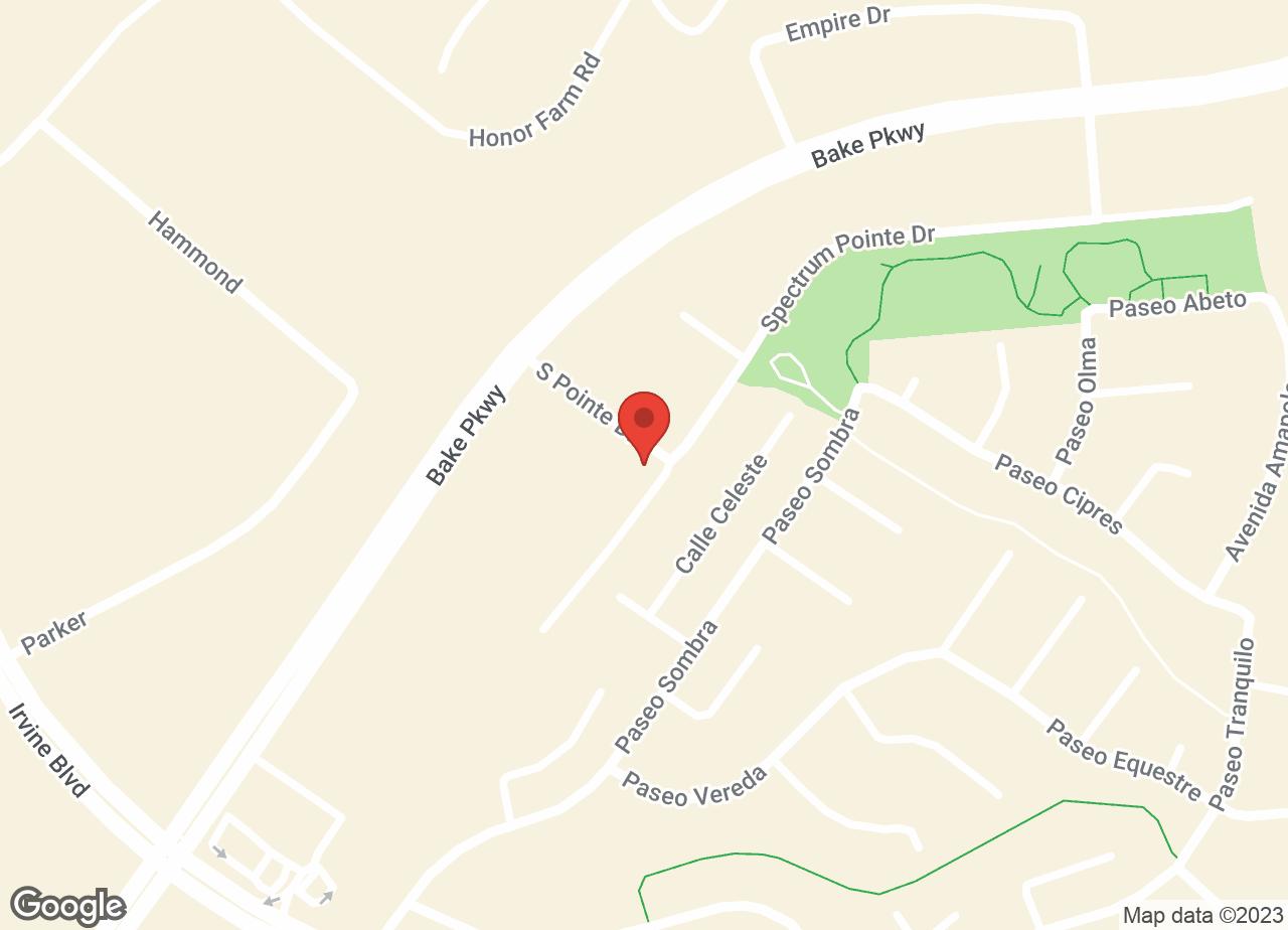 Google Map of VCA Arroyo Animal Hospital