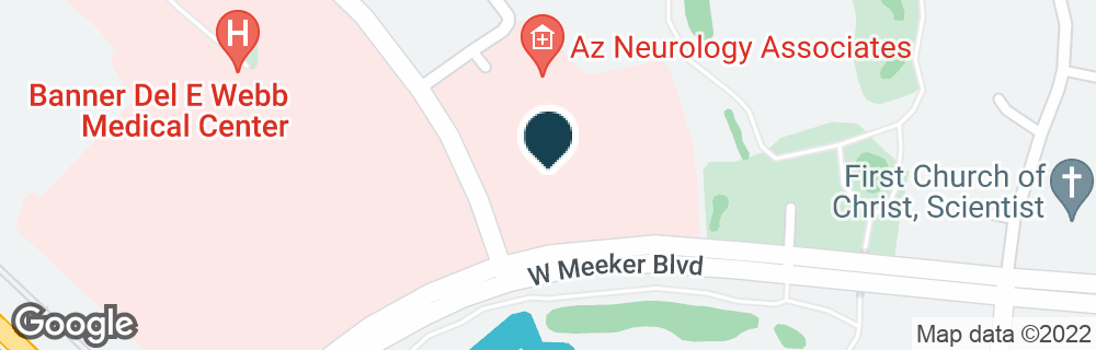 Google Map of14418 W MEEKER BLVD