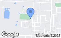 Map of Whitesboro, TX