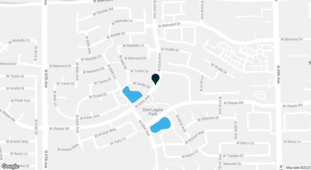 3907 W ORAIBI Drive #5 Glendale AZ 85308