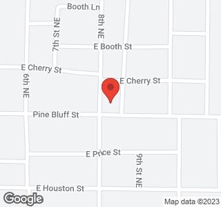 821 Pine Bluff St.
