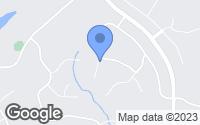 Map of Douglasville, GA