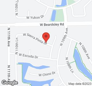 10728 W SIERRA PINTA Drive