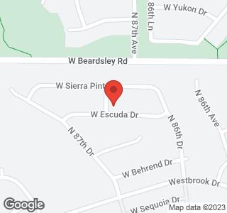 8672 W ESCUDA Drive