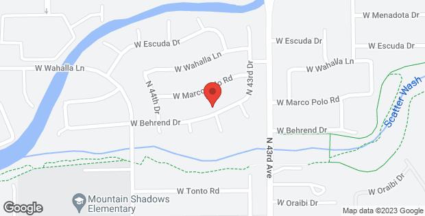4342 W Behrend Drive Glendale AZ 85308