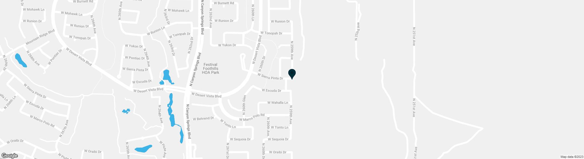 21731 N 259th Avenue Buckeye AZ 85396