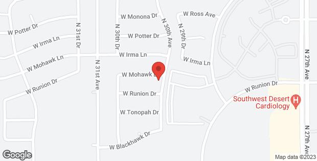 3001 W MOHAWK Lane Phoenix AZ 85027