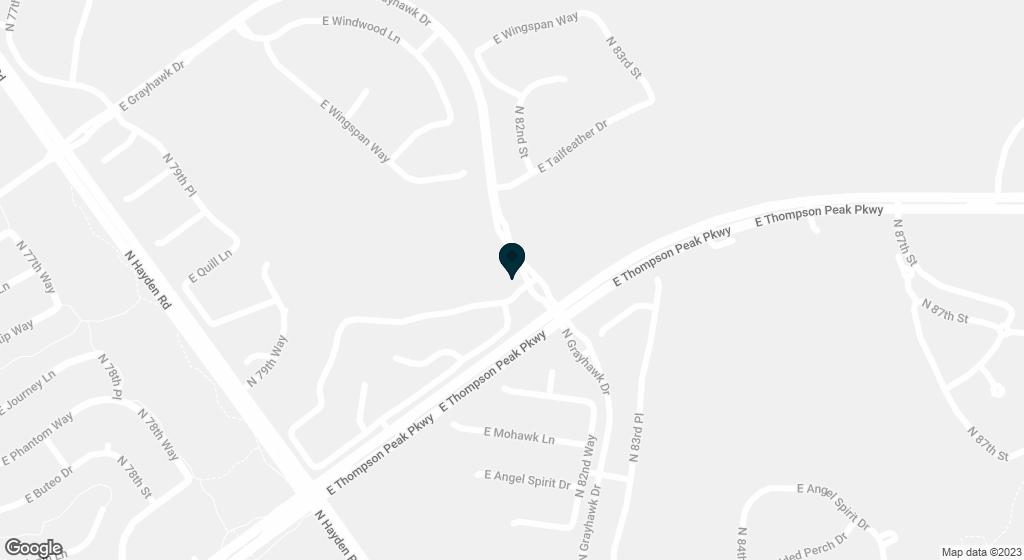 20802 N GRAYHAWK Drive #1101 Scottsdale AZ 85255