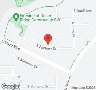 3633 E ZACHARY Drive