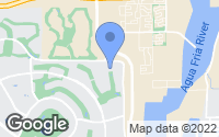 Map of Sun City West, AZ