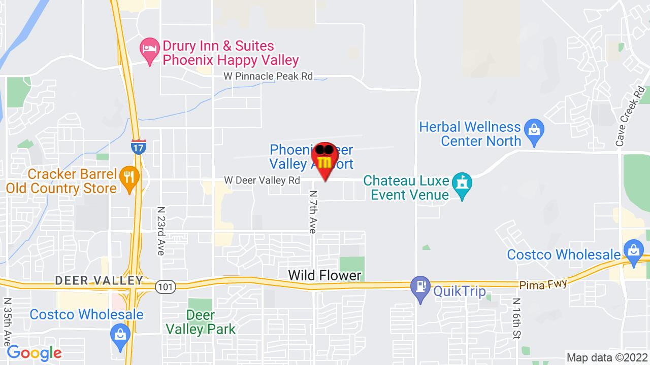 Google Map of North Valley Pest Control