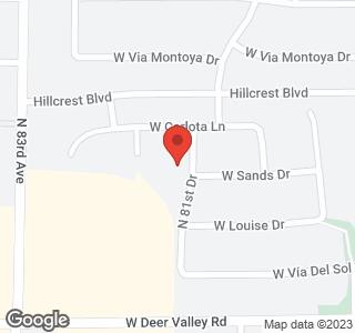 22106 N 81st Drive