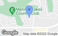 Map of Menifee, CA