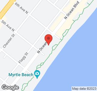 504 N. Ocean Blvd. Bay View Resort #602