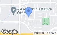 Map of Costa Mesa, CA