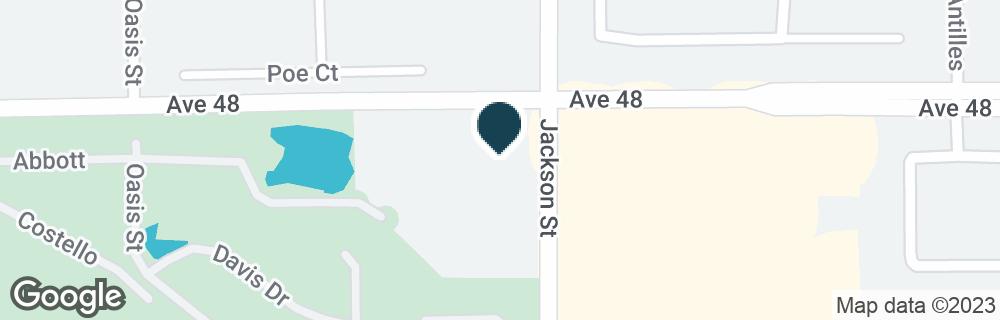 Google Map of82955 AVENUE 48