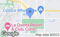 Map of La Quinta, CA