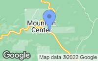 Map of Mountain Center, CA