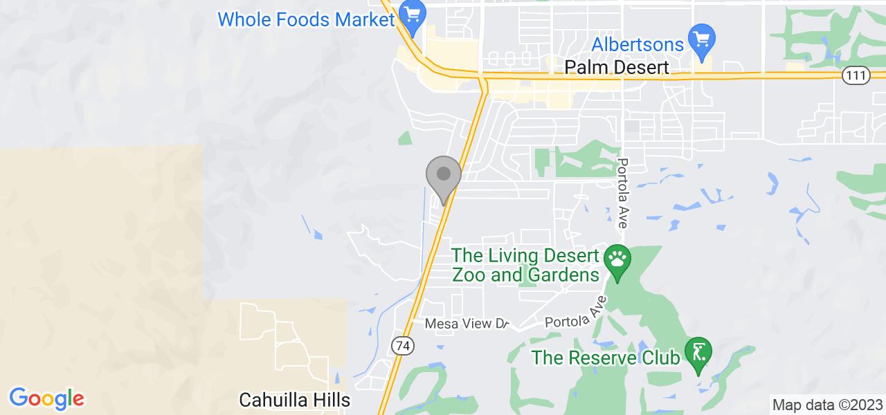 46869 CA-74, Palm Desert, CA 92260, USA