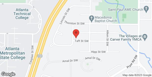 1684 Thornton Place SW Atlanta GA 30315