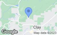 Map of Pinson, AL