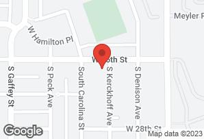 2613 South KERCKHOFF Avenue San Pedro CA 90731