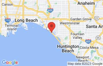 Map of Sunset Beach