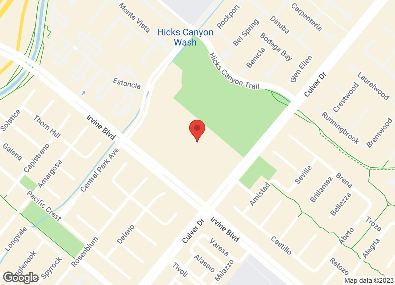 Google Map of VCA Irvine North Park Animal Hospital