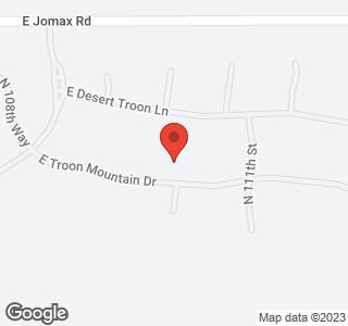 11012 E TROON MOUNTAIN Drive