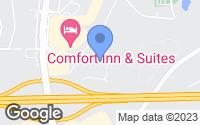 Map of Villa Rica, GA