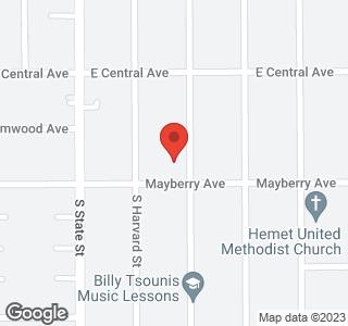 465 S Carmalita Street