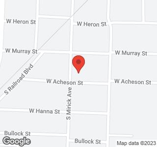 527 W. Acheson St.