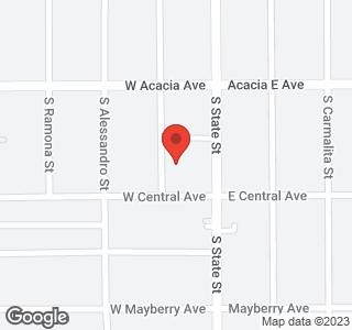 348 S Inez Street