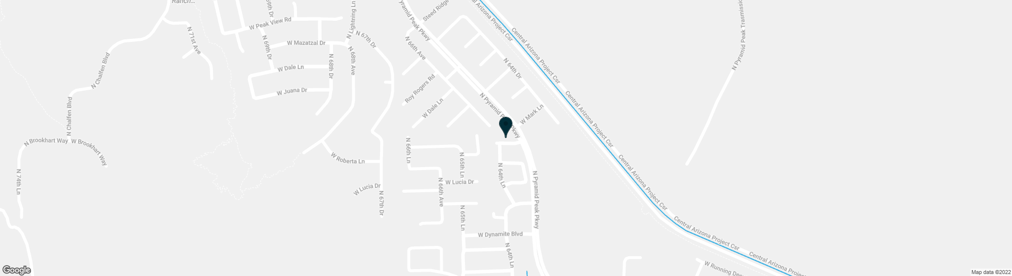 6418 W BROOKHART Way Phoenix AZ 85083