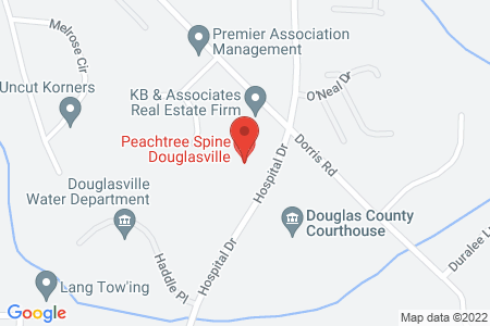 static image of8677 Hospital Drive, Suite 103, Douglasville, Georgia
