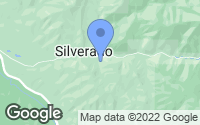 Map of Silverado, CA